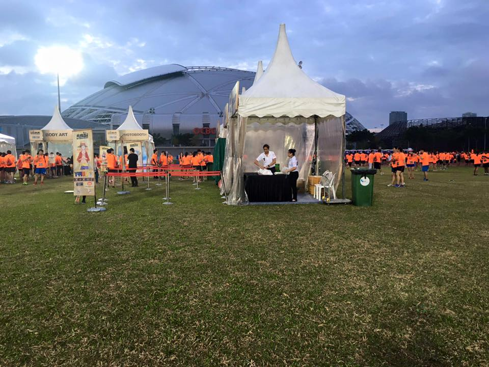 qool enviro portable toilets in one piece run 2016
