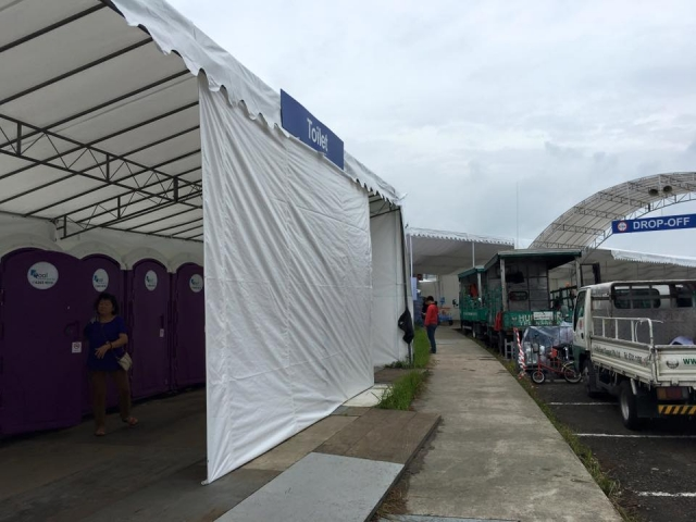 portable toilet in singapore airshow 3