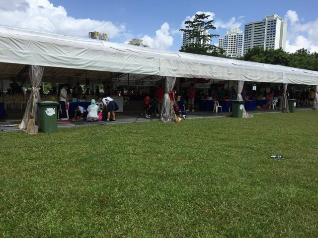 portable toilets in dsa 20th anniversary kite flying family carnival 2016 3