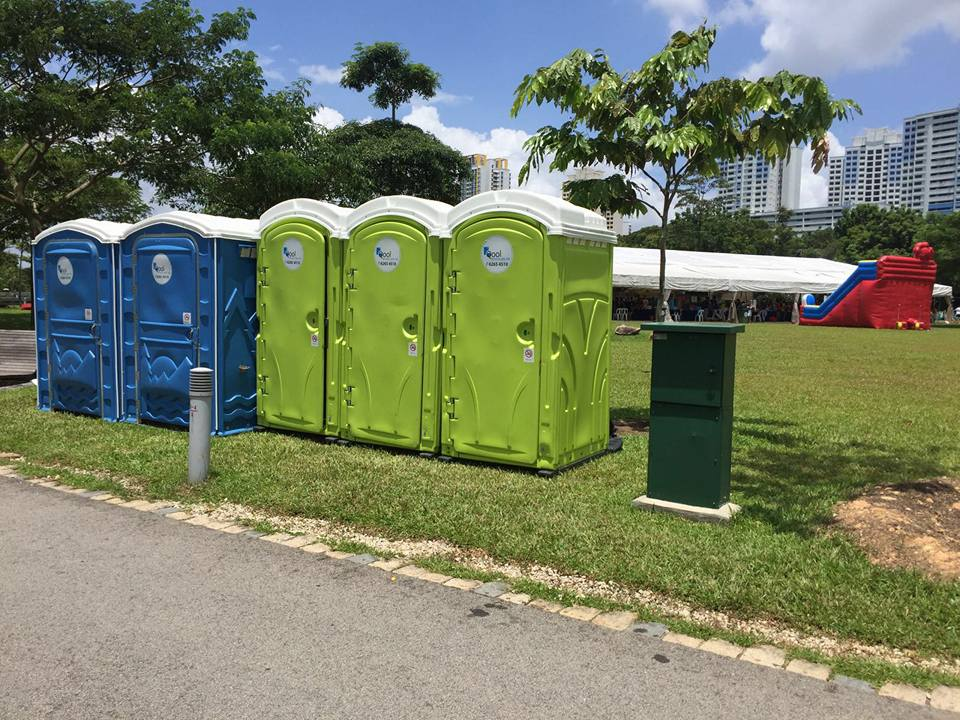 portable toilets in dsa 20th anniversary kite flying family carnival 2016 4