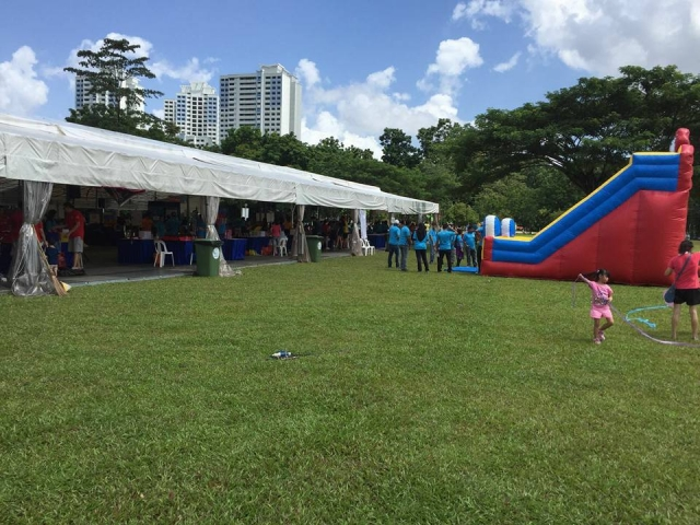 portable toilets in dsa 20th anniversary kite flying family carnival 2016 6