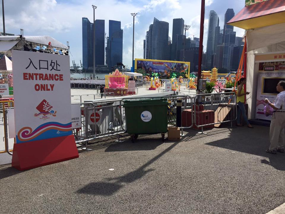 portable toilets in river angbao 2016 5
