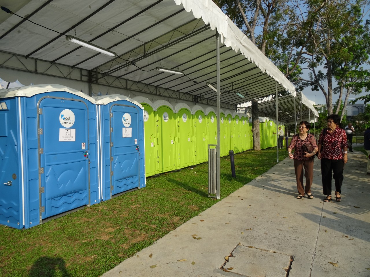 qool enviro portable toilet in moe celebrate sg50 1