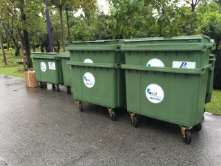 qool enviro portable toilets in bliss out 2015 1