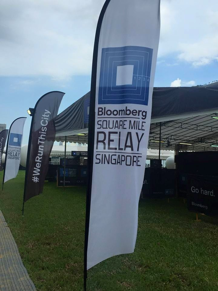 qool enviro portable toilets in bloomberg square mile relay singapore 20151