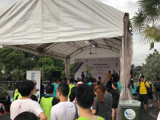pccw global charity run 1